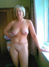 Amater granny nude