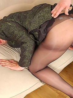 consider, that love creampie mature british casually found today