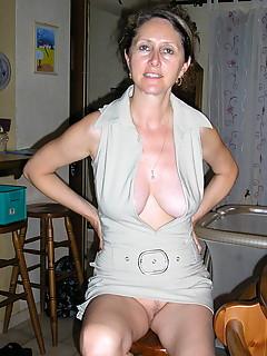 Older Canadian Women Nude
